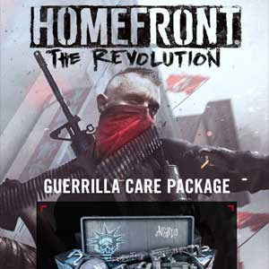 Buy Homefront The Revolution The Guerilla Care Package CD Key Compare Prices