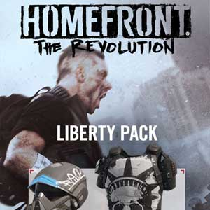 Buy Homefront The Revolution The Liberty Pack CD Key Compare Prices
