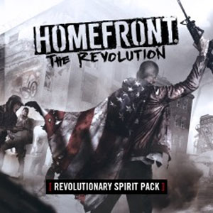 Homefront The Revolution The Revolutionary Spirit Pack