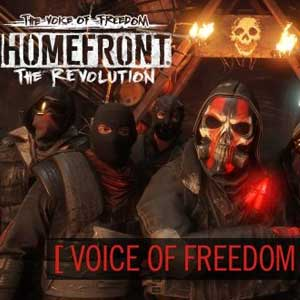 Buy Homefront The Revolution The Voice Of Freedom CD Key Compare Prices