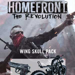 Buy Homefront The Revolution The Wing Skull Pack CD Key Compare Prices