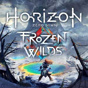 Buy Horizon Zero Dawn The Frozen Wilds PS4 Game Code Compare Prices