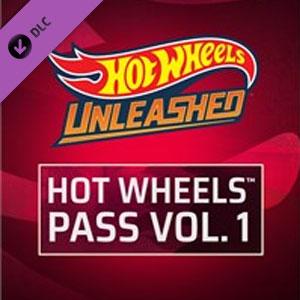 HOT WHEELS UNLEASHED HOT WHEELS Pass Vol. 1