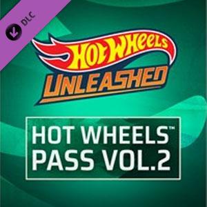 HOT WHEELS UNLEASHED HOT WHEELS Pass Vol. 2