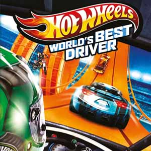 Buy Hot Wheels Worlds Best Driver PS3 Game Code Compare Prices