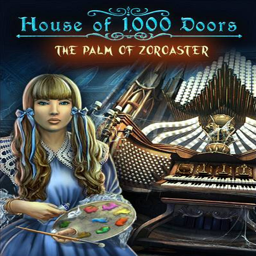 Buy House of 1000 Doors The Palm of Zoroaster CD Key Compare Prices