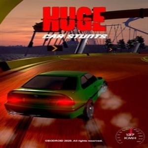 Huge Car Stunts 2020