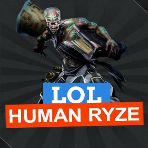 Human Ryze League Of Legends Skin Code EUNE