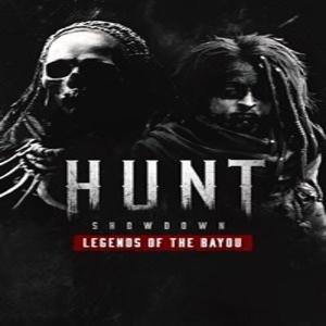 Hunt Showdown Legends of the Bayou