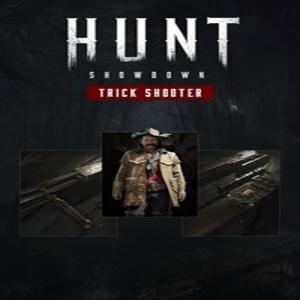 Hunt Showdown The Trickshooter