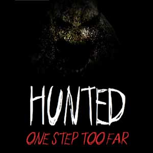 Buy Hunted One Step Too Far CD Key Compare Prices