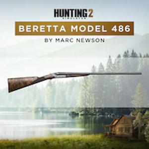 Hunting Simulator 2 Beretta Model 486 by Marc Newson