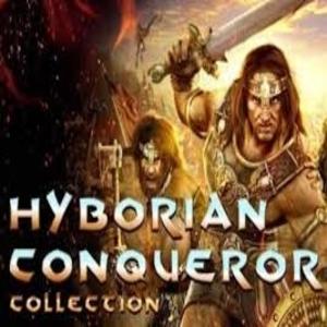 Hyborian Conqueror Collection