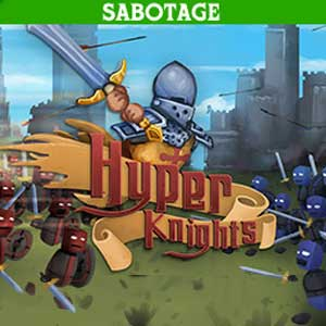 Buy Hyper Knights Sabotage CD Key Compare Prices
