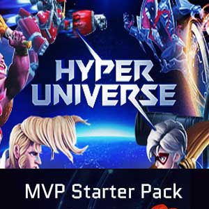 Buy Hyper Universe MVP Starter Pack CD Key Compare Prices