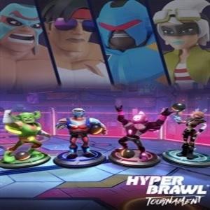 HyperBrawl Tournament Homestars Founder Pack
