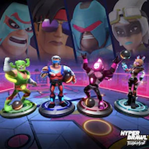Buy HyperBrawl Tournament Homestars Founder Pack Xbox One Compare Prices