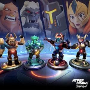 HyperBrawl Tournament Warrior Founder Pack