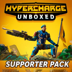 HYPERCHARGE Unboxed Supporter Pack