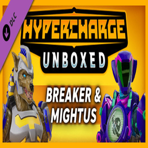 Buy HYPERCHARGE Unboxed Breaker & Mightus Pack CD Key Compare Prices