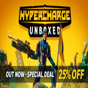 Buy HYPERCHARGE Unboxed CD Key Compare Prices