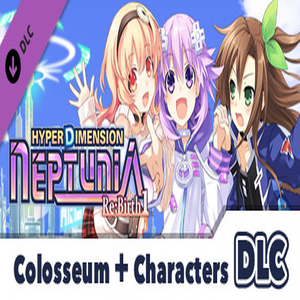 Buy Hyperdimension Neptunia ReBirth1 Colosseum Characters DLC CD Key Compare Prices