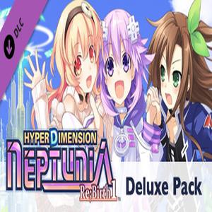 Hyperdimension Neptunia ReBirth1 Deluxe Pack