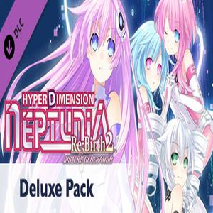 Hyperdimension Neptunia ReBirth2 Deluxe Pack