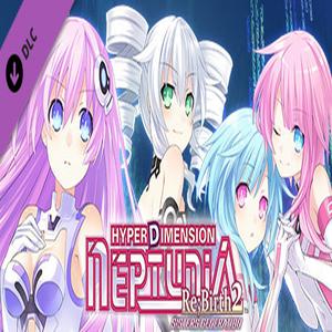 Hyperdimension Neptunia ReBirth2 Nepgears Beam Zapper ZERO