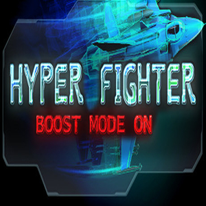 HyperFighter Boost Mode ON