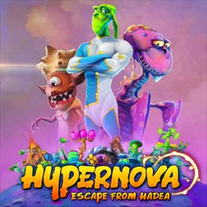 Buy HYPERNOVA Escape from Hadea CD Key Compare Prices