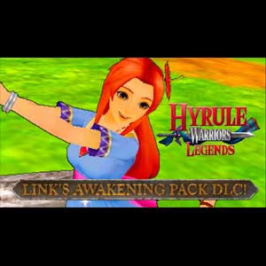 Hyrule Warriors Legends Links Awakening
