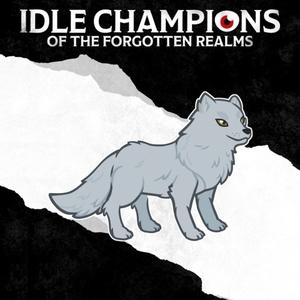 Idle Champions Arctic Fox Familiar Pack