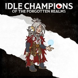 Idle Champions Blood War Delina Skin and Feat Pack