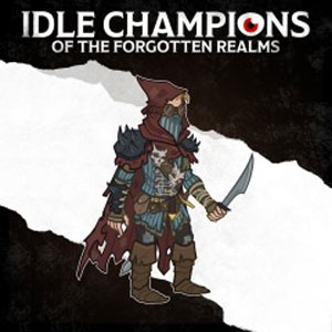 Idle Champions Blood War Krydle Skin and Feat Pack