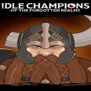 Idle Champions Bruenor Starter Pack
