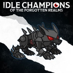 Idle Champions Iron Pup Familiar Pack