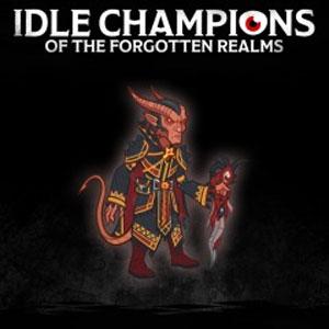 Idle Champions Makos Skin Pack