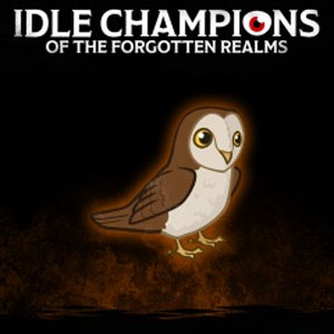 Idle Champions Owl Familiar Pack