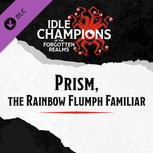 Idle Champions Prism the Rainbow Flumph Familiar Pack