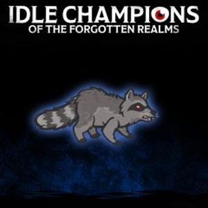 Idle Champions Raccoon Familiar Pack