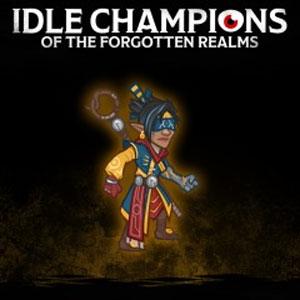 Idle Champions Stoki Skin Pack