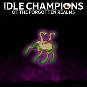 Idle Champions The Curious Flumph Familiar Pack