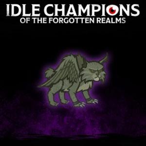 Idle Champions Tressym Familiar Pack