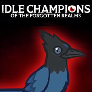 Idle Champions Vizier the Steller's Jay Familiar Pack