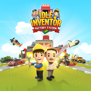 Idle Inventor Factory Tycoon
