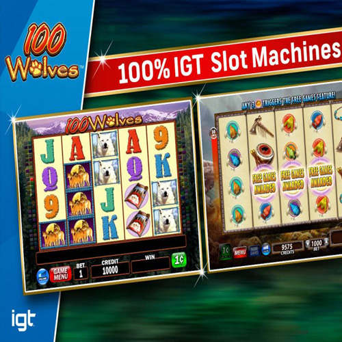 Buy IGT Slots 100 Wolves CD Key Compare Prices
