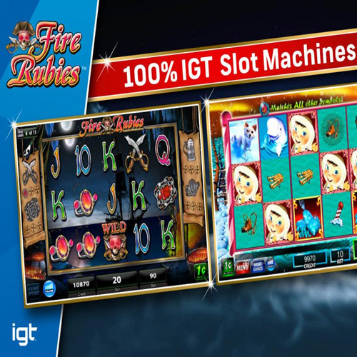 Buy IGT Slots Fire Rubies CD Key Compare Prices