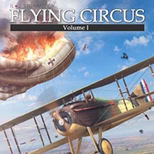 IL-2 Sturmovik Flying Circus Volume 1