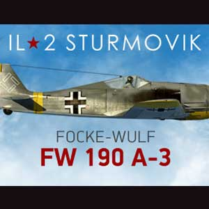 Buy IL-2 Sturmovik Fw 190 A-3 Collector Plane CD Key Compare Prices